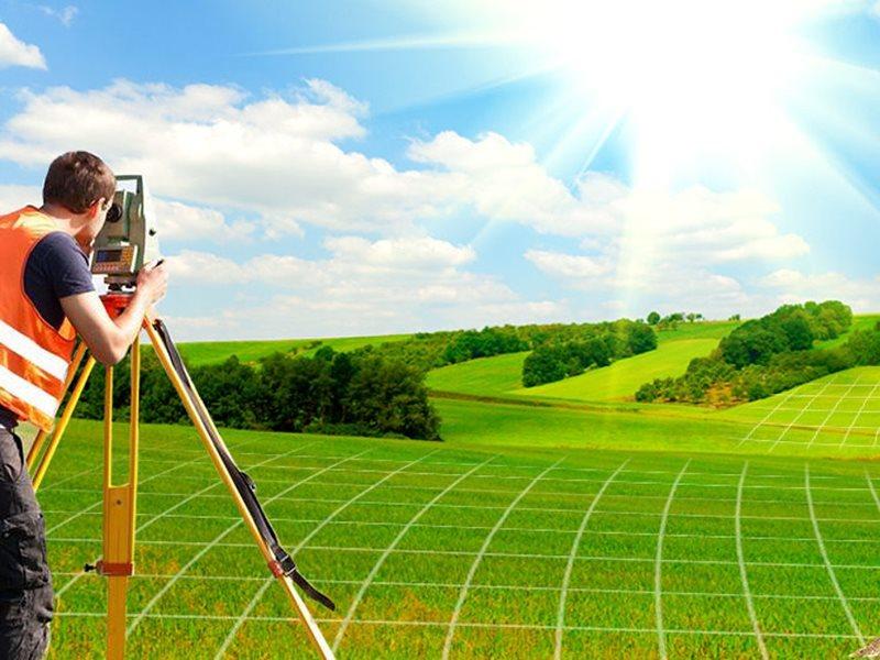земельно кадастровые работы на местности