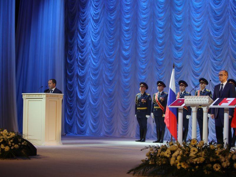 Первые перемены: Сергей Смирнов стал заместителем руководителя Удмуртии