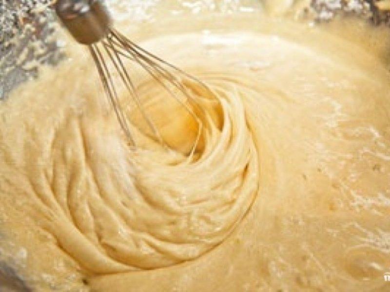 Как просто сделать тесто для шарлотки