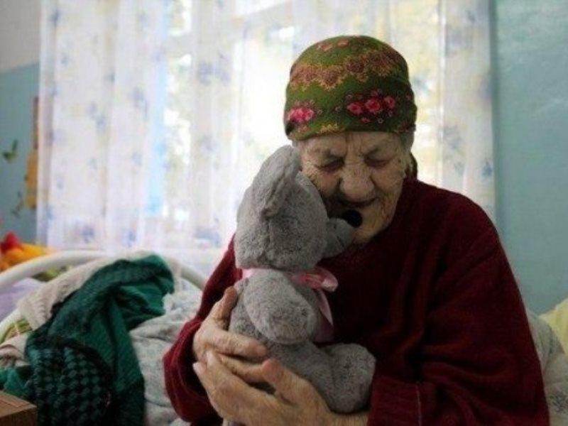 Домашний конкурс для бабушки
