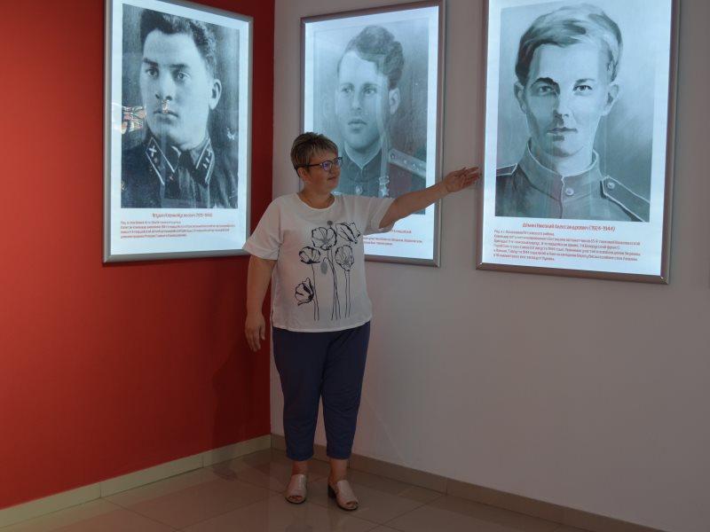 Об истории и людях земли петровской рассказывают музейные выставки