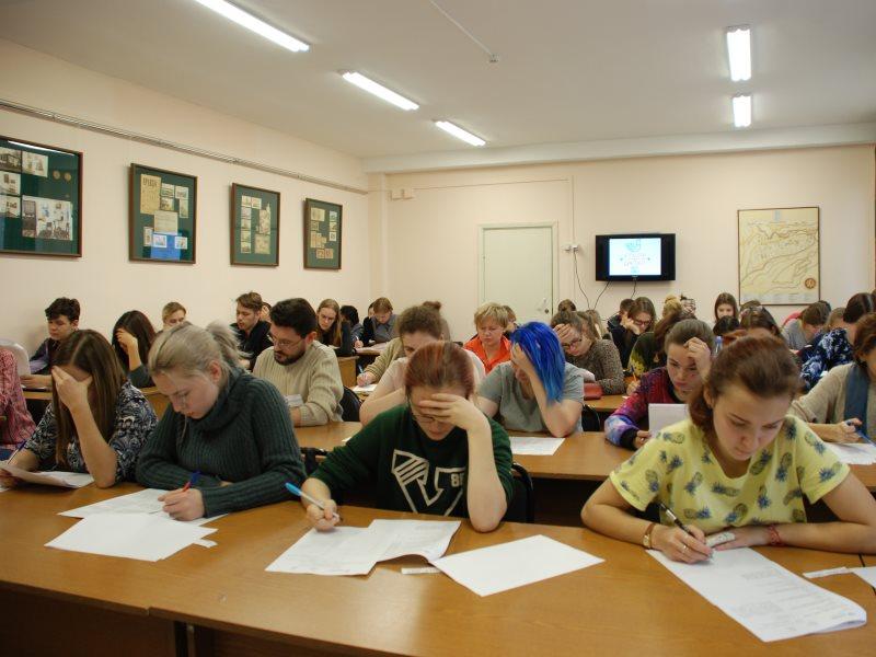 Красноярского края написали Большой этнографической диктант