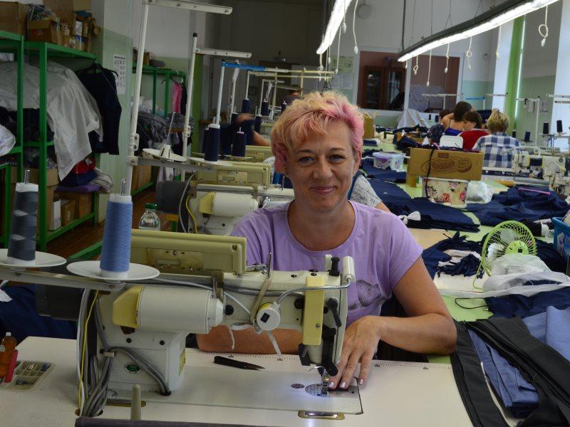 Мастерица швейных дел