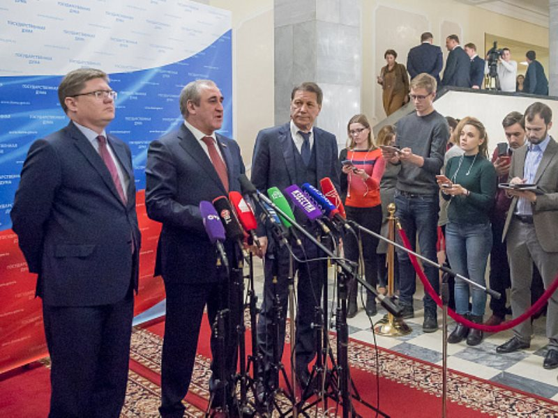 Валентин Суббот: Государственная дума  займется цифровой экономикой РФ