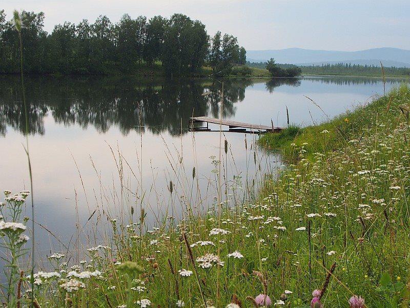 саянский район красноярского края рыбалка