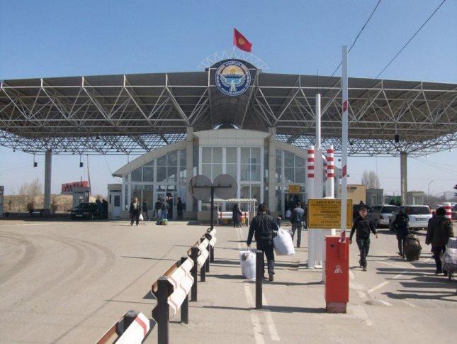 порядок пересечения российско-казахстанской границы России начали продвигать