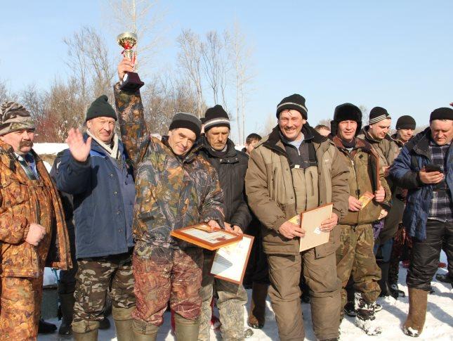 Рыбалка в Тольятти (Нижнее Санчелеево) 13.04.14